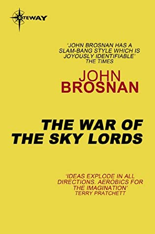 book cover of The War of the Sky Lords
