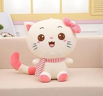 Tery Lindo Juguete Suave Juguete del bebé del Gato de Peluche del Animal doméstico del Gato