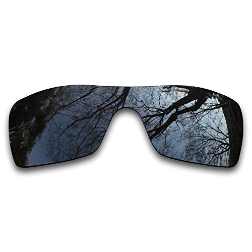 ToughAsNails Polarized Lens Replacement for Oakley Batwolf OO9101 Sunglass - More Options]()