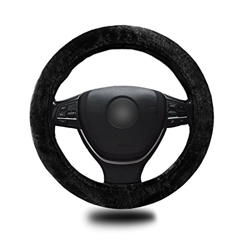 4 spoke wood grain steering wheel - 5