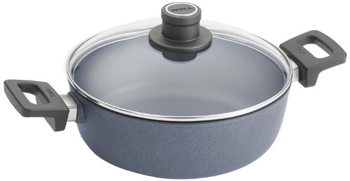 Woll Diamond Plus/Diamond Lite 9.5-Inch Casserole Pan with Lid