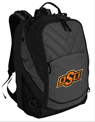 Broad Bay Best Oklahoma State Backpack Laptop Computer Bag