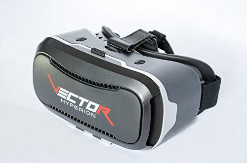 Official Vector Hyperion VR Glasses Smart Virtual Reality Glasses 3D Home Theatre Headset for Any 4.7-6.1 Inch Smartphone by VECTOR (Image #8)