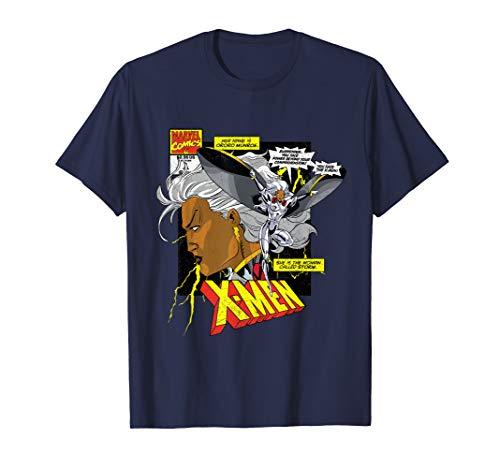 Marvel X-Men The Woman Called Storm Mutant Comic Art T-Shirt