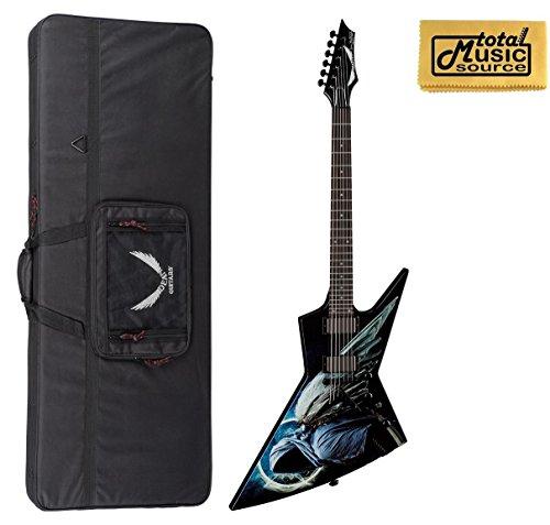 (Dean Dave Mustaine Zero Angel of Deth II Guitar FREE CASE)