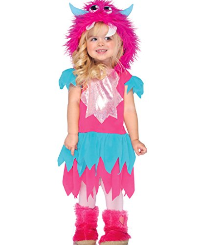 Sweetheart Costumes (Sweetheart Monster Toddler Costume - X-Small)