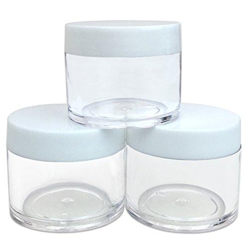 plastic jars 1 oz - 5