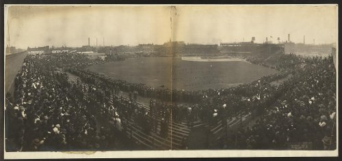 Photo Last game, World Championship Series, White Sox vs. Cubs, American League Grounds, Sunday, Oct. 14, 1906 1906