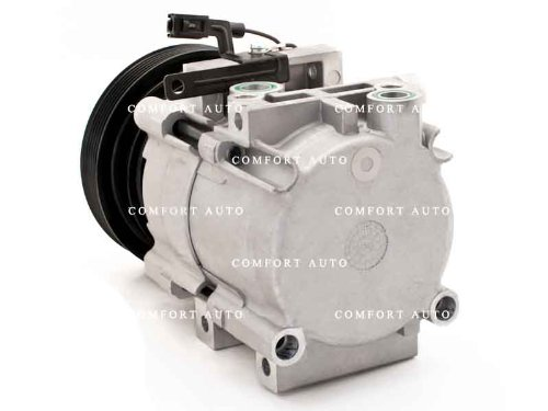 Amazon.com: 2001 - 2006 Hyundai Santa Fe New AC Compressor 2.7L Engines ONLY With 1 Year Warranty: Automotive