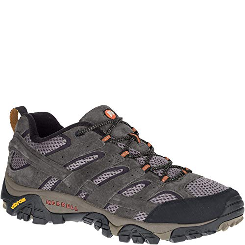 Merrell Men's Moab 2 Vent Hiking Shoe, Beluga, 11.5 M US