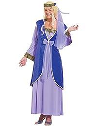 Adult Renissance Princess Costume (Size: Standard 12)