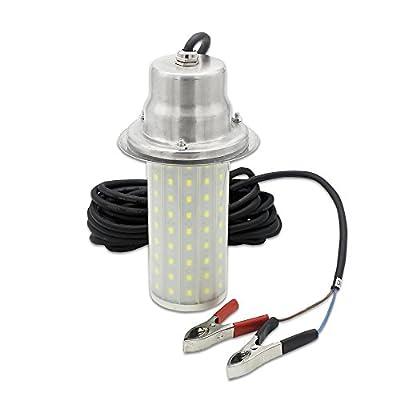 YIDA Fishing Attracting Light 12V, IP68 Led Underwater Lamp for Night Fishing