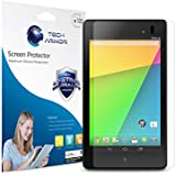 Nexus 7 FHD Screen Protector, Tech Armor Anti-Glare/Anti-Fingerprint Google Nexus 7 FHD (2013) Screen Protectors [3-Pack]