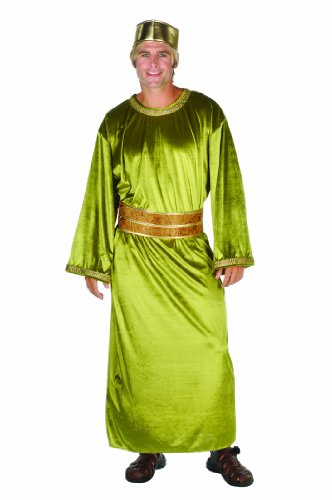 [RG Costumes Men's Wiseman, Olive Green, One Size] (Green Wiseman Costumes For Men)