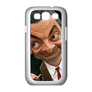 Samsug S3 9300 White Mr Bean phone case Christmas Gifts&Gift Attractive Phone Case HLR500321730