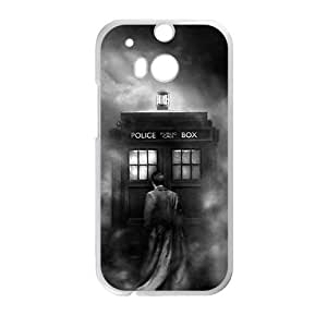 Police Box Design Bestselling Creative Stylish High Quality Hard Case For HTC M8