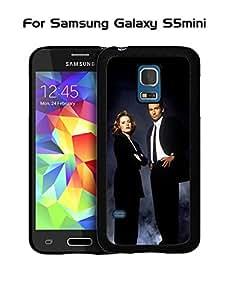 Galaxy S5 Mini Funda Case - The X-Files Season 1 Protective Back Funda Case For Samsung Galaxy S5 Mini Funda Case Funda Case Cover Fit For Samsung Galaxy S5 Mini Funda Case