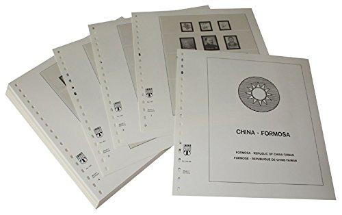 Cina Nazionalista - Taiwan con segnatesse 1948-1998- Annata 1989 fino a 1994