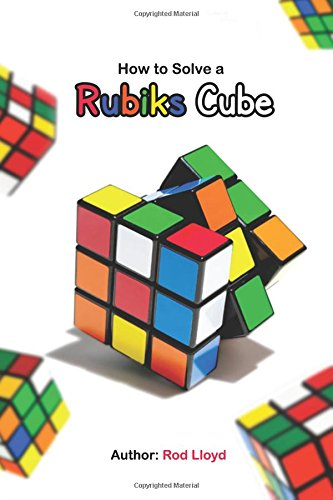 How solve rubiks cube solution product image