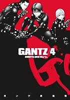 Gantz Volume 4 (英語) ペーパーバック
