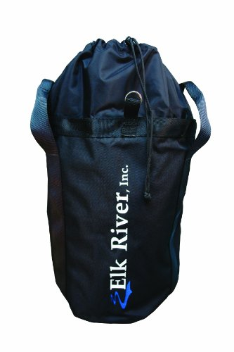 "Elk River 84304 EZE Man Nylon Rope Bag with Drawstring Closure, 12"" Width x 20"" Depth"
