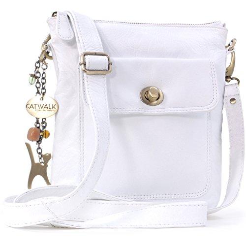 Bag Catwalk White Cross Body Collection Laura ZBfw6rBtxq