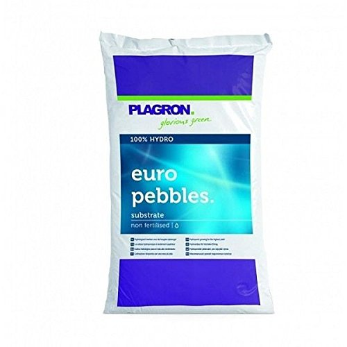 plagron euro pebbles 45 litre bag