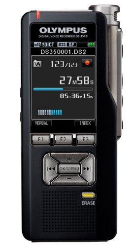Olympus DS-3500 Tarjeta Flash Negro: Amazon.es: Electrónica