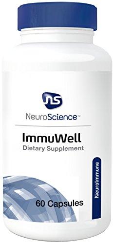 NeuroScience - ImmuWell with Boswellia Serrata, 60 Capsules by NeuroScience