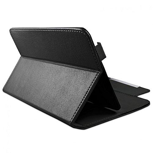 Case Cases Bag Lifetab Leather Cover MD Medion nbsp; Tablet Protection Faux Case p10356 Mobile 99632 White Schwarz eFabrik Folio 1wBqdP1