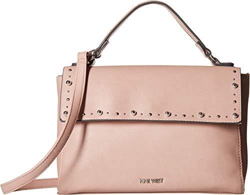 Nine West Women's Gracelynn Shoulder Bag Modern Pink One Size