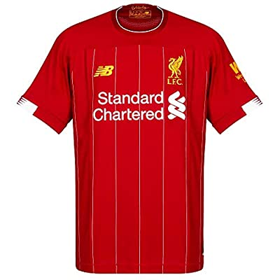 New Balance Liverpool 19/20 Home Jersey