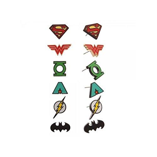 marvel earrings for men - 9