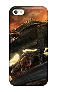 Hot Tpye Taking A Dinosaur Picture Case Cover For Iphone 5/5s