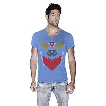 Creo Crindyzer Boss Super Hero T-Shirt For Men - S, Blue