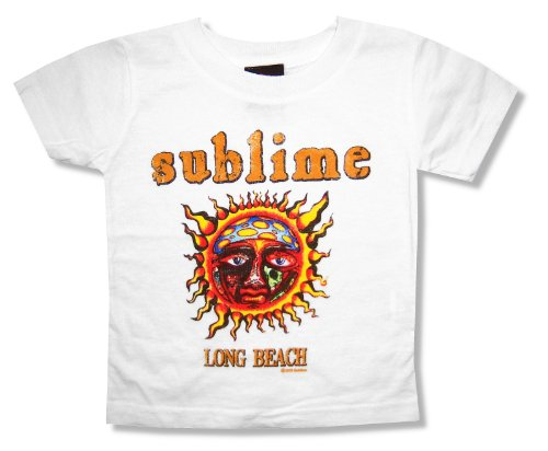 Zion Toddler Sublime White T Shirt