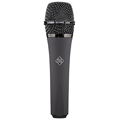 Telefunken M81   Universal Dynamic Cardioid Microphone by Telefunken