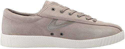Nylite2plus Suede Tretorn Women's Sneaker Mushroom 4cOxOpq5C