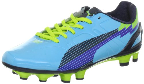 Fg Blau new Evospeed Bleu lime P 02 de Navy Puma Mist sport 3 Blue football femme Wn's chaussures SEOwxvwqU