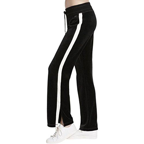 Calvin Klein Performance Women's Velour Track - Velour Cotton Belt