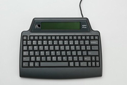 Zebra Keyboard Display Unit - 8
