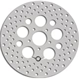 Harddrive Stainless Drilled Rr Rotor 11-065