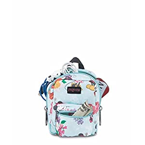 JanSport Disney Lil Break Pouch (Blooming Minnie)