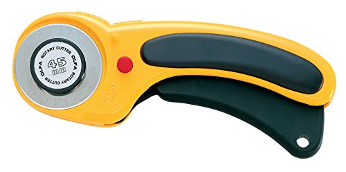 Olfa Deluxe Handle Rotary Cutter product image