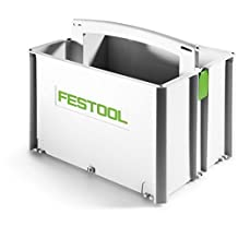 Festool 499550 Sys-Toolbox Open Top Systainer Sys-2 by Tooltechnic Systems LLC