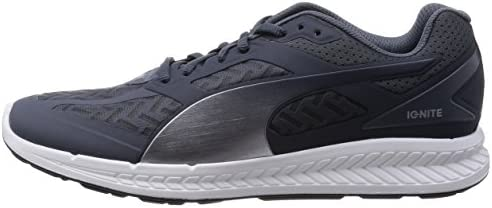 8c290fb7510 Puma Ignite Power Cool Mens Running Shoes - Grey-8. Loading Images... Back.  Double-tap to zoom