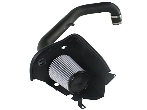 aFe Power Magnum FORCE 51-10142  Jeep Wrangler (TJ) Performance Intake System (Dry, 3-Layer Filter)