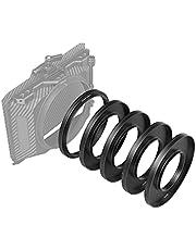 SMALLRIG Adapter Ringen Kit (Φ52/55/58/62/86-95mm) - 3383