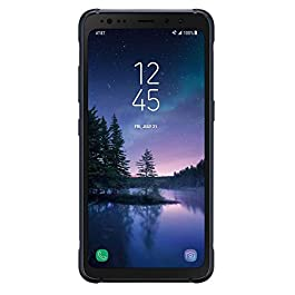 Samsung Galaxy S8 Active, 64GB, Meteor Gray – For AT&T (Renewed)