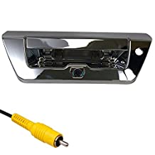 Master Tailgaters Ford F150 (Years 2015+) Chrome Tailgate Backup Reverse Handle with Camera